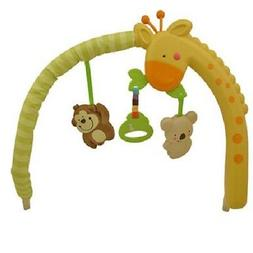 Replacement Toybar / Arch with Toys for Fisher Price LUV U Z