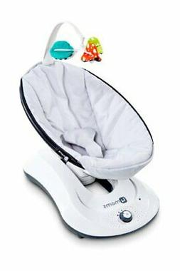 4moms rockaRoo - compact baby swing with front to back glidi