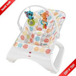 Baby Bouncer With Vibration Rocker Chair Boy Girl Seat Newbo