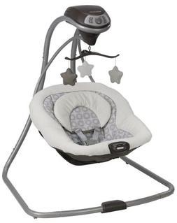 simple sway baby swing abbington baby gear