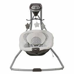 Graco Simple Sway Baby Swing Speed Jumpers and Bouncers Musi