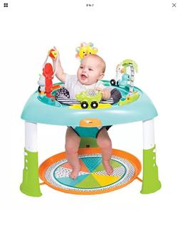 Infantino Sit, Spin  Stand Entertainer 360 Seat  Activity Ta