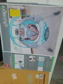 Ingenuity SmartBounce Automatic Baby Bouncer NEW but open an