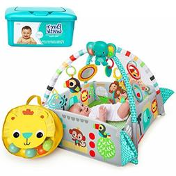 Bright Starts 5-in-1 Your Way Ball Infant-to-Toddler Play Gy