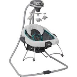 Baby Swing Bouncer Removable Swing Seat 6 Speeds Vibration 2