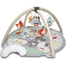 Skip Hop Baby Treetop Friends Activity Gym/Playmat, Grey Pas