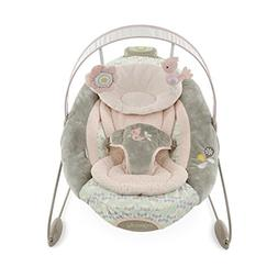 2-Speed Variable Automatic Bouncer with 2 Plush Toys