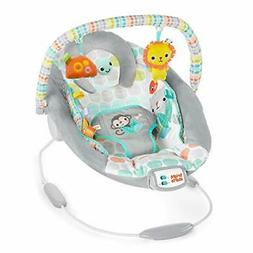 Bright Starts Whimsical Wild - Cradling Bouncer