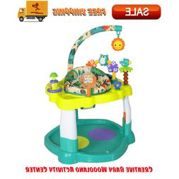 Creative Baby Woodland Activity Center, Baby Gear for Playin
