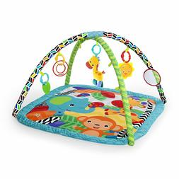 Bright Starts Zippy Zoo Activity Gym / Kids Toy / Kids Enter